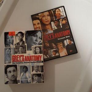 Other - Grey's Anatomy seasons